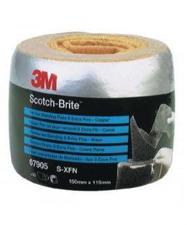 3M Scotch-Brite Handvellen koper op rol