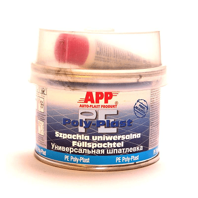 poly-plast plamuur