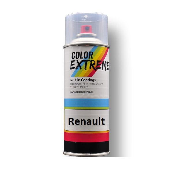 Renault velgenlak autolak spuitbus