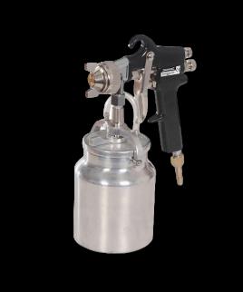 Spuitpistool 1.8 mm Hogedruk Onderbeker