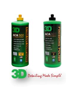 3D Polijstmiddel Combiset ACA 500 + 520