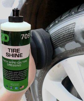 3D Tire Shine Car Care