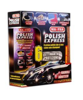 Mafra Shampoo Polish Express Kit 250 ML